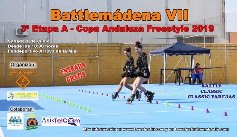 Battlemádena 2019 – 3ª etapa A Copa Andaluza Freestyle